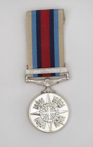 The Operational Service Medal Afghanistan (2001)