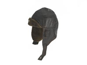 Flying Helmet, leather (McCudden VC)