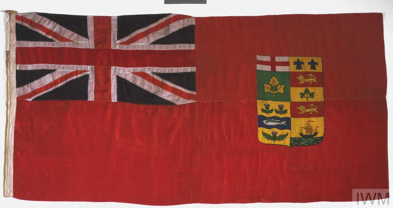 Flag, Red Ensign, Canadian