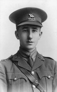 CAPTAIN HENRY CHARLES WILLDERS-LEWIS, 10 BATTALION, THE QUEEN'S (ROYAL WEST SURREY REGIMENT)