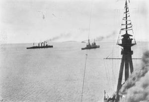 THE BATTLE OF THE FALKLAND ISLANDS 8 DECEMBER 1914