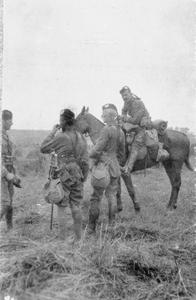 THE RETREAT FROM MONS, AUGUST-SEPTEMBER 1914