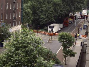 SUICIDE BOMBING, TAVISTOCK SQUARE, LONDON, 7 JULY 2005
