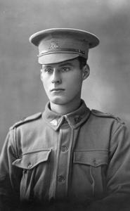 SECOND LIEUTENANT ELWIN BRUCE OLIFENT, 27 BATTALION, AUSTRALIAN INFANTRY, AUSTRALIAN IMPERIAL FORCE
