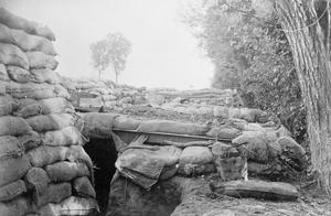THE 1/4TH BATTALION, ROYAL BERKSHIRE REGIMENT IN THE YPRES SALIENT, 1915