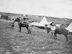 THE ROYAL ARMY MEDICAL CORPS IN MACEDONIA, 1916-1917