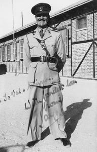 JASPER MASKELYNE AND A FORCE, ROYAL ENGINEERS