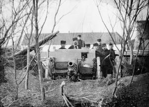 THE GERMAN INVASION OF BELGIUM, AUGUST-NOVEMBER 1914