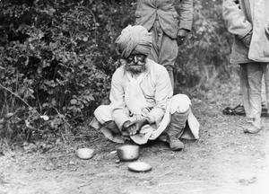 THE BRITISH INDIAN ARMY IN BRITAIN, 1914-1918