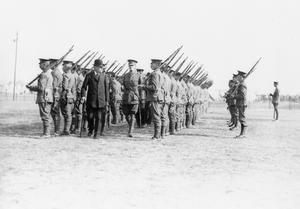 THE MOBILISATION OF THE BRITISH ARMY, 1914