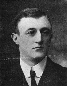 SECOND LIEUTENANT CHARLES ERNEST COOKE