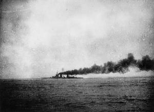 THE BATTLE OF JUTLAND 31 MAY 1916