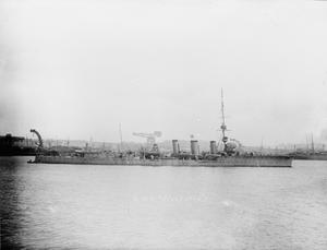 BRITISH SHIPS OF THE FIRST WORLD WAR