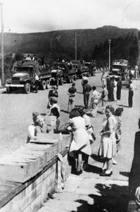 THE SERVICE OF RHODA DAWSON WITH UNRRA IN GERMANY, 1945-1947
