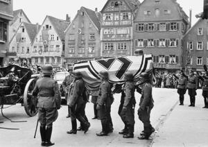 THE STATE FUNERAL OF FIELD MARSHAL ERWIN ROMMEL, 18 OCTOBER 1944