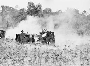 KING'S AFRICAN RIFLES IN MADAGASCAR, SEPTEMBER 1942