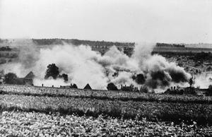 THE EXTERMINATION OF LIDICE: FIRST PICTURES, 1945
