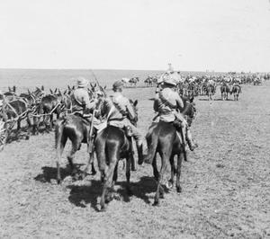 THE SECOND ANGLO - BOER WAR, 1899-1902.