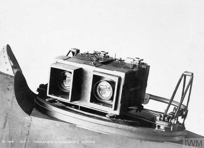 AERIAL PHOTOGRAPHY, FIRST WORLD WAR