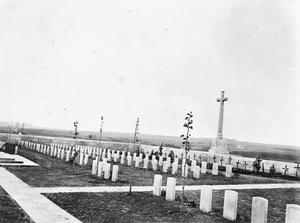 CEMETERIES ON THE WESTERN FRONT