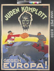 Juden Komplott Gegen Europa! [Jewish Plot Against Europe]