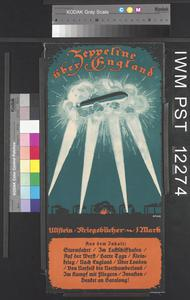 Zeppeline über England [Zeppelins over England]