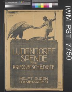 Ludendorff-Spende für Kriegsbeschädigte [The Ludendorff Appeal for the War-Disabled]