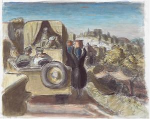 With the 8th Army on the Sangro, November 1943: On the Road to Torino di Sangro