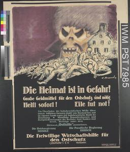 Die Heimat ist in Gefahr! [The Country is in Danger]