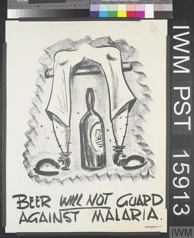 Beer Will Not Guard Against Malaria
