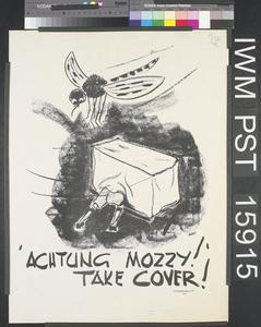 Achtung Mozzy! Take Cover!