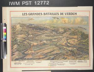 Les Grandes Batailles de Verdun [The Great Battles of Verdun]