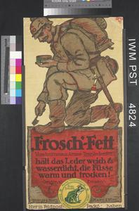 'Frosch'-Fett ['Frog' Grease]