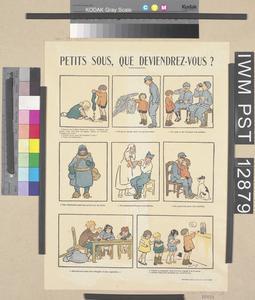 Petits Sous, Que Deviendrez-Vous? [What will Become of you, Little Pennies?]