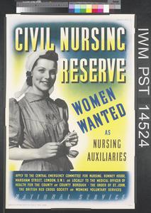 Civil Nursing Reserve