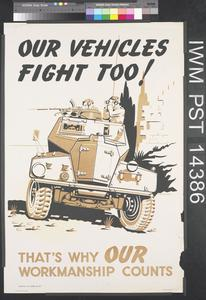 Our Vehicles Fight Too!