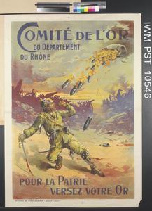 Comité de l'Or du Département du Rhône [Treasury Committee of the Department of the Rhône]
