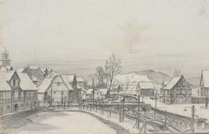 Winter 1942 : a Prisoner-of-War Camp, Germany