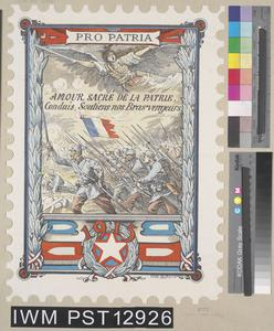 Amour Sacré de la Patrie [Sacred Love of our Native Land]