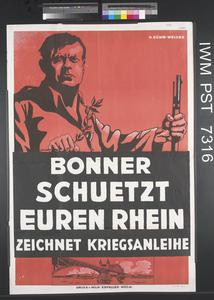 Bonner Schuetzt Euren Rhein [People of Bonn Protect Your Rhine]