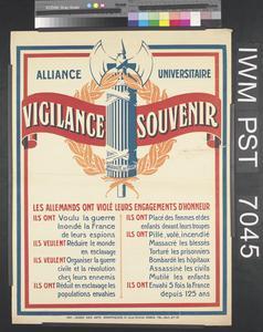 Vigilance - Souvenir [Vigilance - Remembrance]