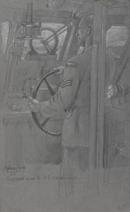 Sergeant Buston : Coxswain of an RAF Rescue Launch