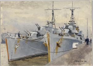 HMS Wildgoose and HMS Starling