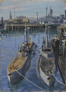 Midget Submarines: Herald and Excelsior