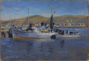 HM Rescue Tug Samsonia