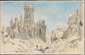 Caen : St Pierre