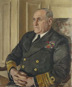 Admiral Sir Geoffrey Layton, KCB, KCMG, DSO