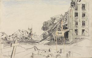 Caen : 1944