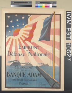 Emprunt de la Défense Nationale [National Defence Loan]