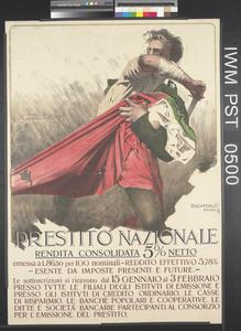 Prestito Nazionale [National Bond Issue]